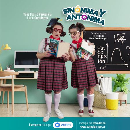 Imagen de perfil de Sinónima y Antónima